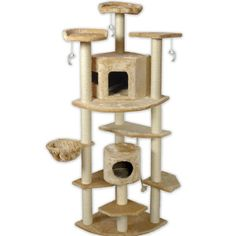 """You'll love the 80"""" Cat Tree at Wayfair - Great Deals on all Pets  products with Free Shipping on most stuff, even the big stuff."""