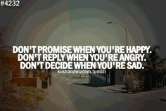 Don't...