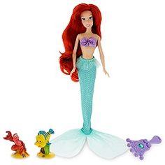 disney princess and friends ariel doll