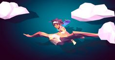 《Infinite Skater (無限滑板)》是款擁有前所未有視覺體驗的迷幻冒險跑酷遊戲,採第一人視角讓玩家能感受飛的感覺,在空中能實現多種滑板特技動作。