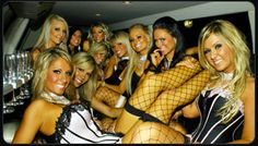 Hen and Stag Nights - Limousine Hire Nottingham - Limo Hire Derby - Limo Hire Leicester