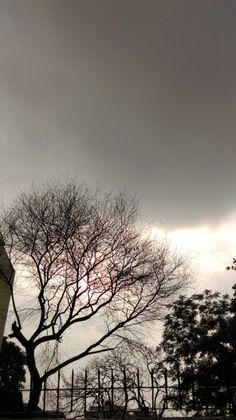 Beauty of home ...sunrise after a rainy day..  Symbol of hope