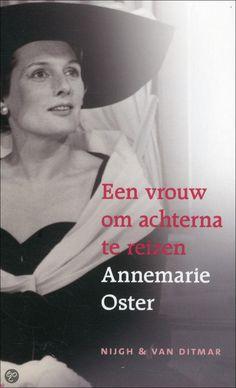 Een vrouw om achterna te reizen - Annemarie Oster - ISBN 9789038893051. Thuis was actrice Ank van der Moer een min of meer gewone moeder – op pantoffels en zelfs af en toe met een schort voor –, maar als zij naar buiten ging liep er een trotse, ietwat hooghartige, prachtig geklede en tot in de puntjes verzorgde vrouw de deur uit. Een voorkomen dat paste bij haar status van beroemd.GRATIS VERZENDING IN BELGIË - BESTELLEN BIJ TOPBOOKS VIA BOL COM OF VERDER LEZEN? DUBBELKLIK OP BOVENSTAANDE…