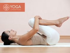 Wind Relieving Pose (Pavanamukthasana)