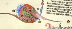 Bible, MS M.436 fol. 156r - Images from Medieval and Renaissance Manuscripts - The Morgan Library & Museum