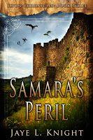 O. Scarlett! Reviews: Jaye L. Knight - Samara's Peril