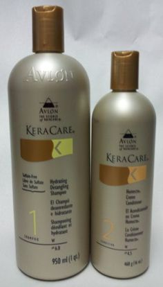 Avlon Keracare Sulfate Free Hydrating Shampoo 32 Oz And Humecto Creme Conditioner 16 Oz * Details can be found by clicking on the image. (This is an affiliate link) Soften Hair, Hydrating Shampoo, Hair Cleanse, Shampoo And Conditioner, Natural Hair Styles, Natural Beauty, Cool Hairstyles, Hair Care, Moisturizer