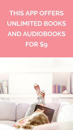 This App Offers Unlimited Books and Audiobooks for $9 | Scribd, an unlimited book membership service, just lowered their subscription rate.