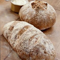 Garden Tomato Bread~  Ripe, juicy tomatoes, along with parsley, sage, thyme, and garlic, give this artisanal-style bread fresh garden flavor.