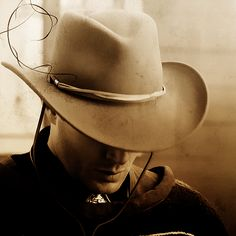Cowboy Dean [@Sarah Chintomby Jane, I hope you don't mind if I tag you in every single one of these. :P] #Supernatural