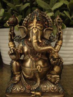 Sale - Ganesh- Lord of Prosperity & Fortune by francescaskitchen tl,  http://www.amazon.com/dp/B0040L9W9K/ref=cm_sw_r_pi_dp_xf3Nrb1ZEDDG5