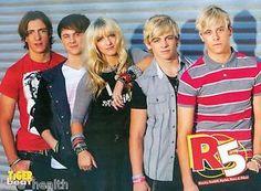 r5 magazine posters | R5-RIKER-ROSS-LYNCH-DEBBY-RYAN-11-x-8-MAGAZINE-PINUP-POSTER