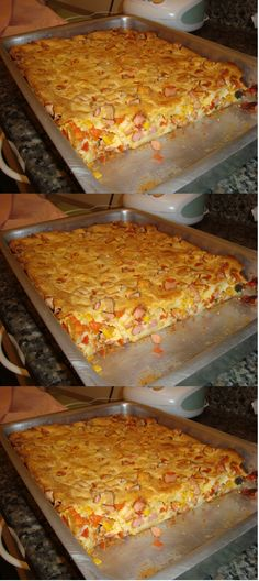 Quiches, Lasagna, Food And Drink, Ethnic Recipes, Pastel, Meal Recipes, Tasty Food Recipes, Ethnic Food, Cake