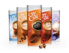 CITY CAFE (Redesigned) on Packaging of the World - Creative Package Design Gallery