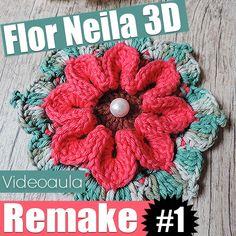 """FLOR NEILA 3D – REMAKE #1 """"Videoaula"""""""
