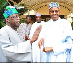 geophilworld: Many Nigerians Are Trying To Set Me Against Buhari...