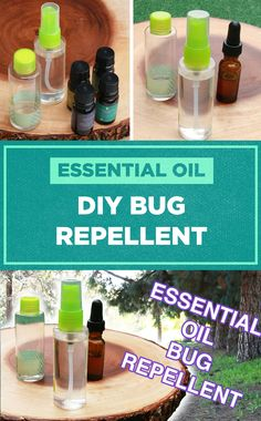 Keep bugs away with this easy DIY repellent!