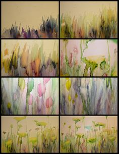 What You Need to Know about Watercolor Underpaintings for Pastel ...A Mini Demo