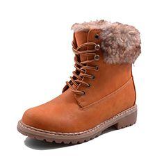Jumex Damen Winter Schnür Boots mit Kunstfell in Lederoptik gefüttert Schuhe Camel 41 - http://on-line-kaufen.de/jumex/41-eu-jumex-damen-winter-schnuer-boots-mit-in