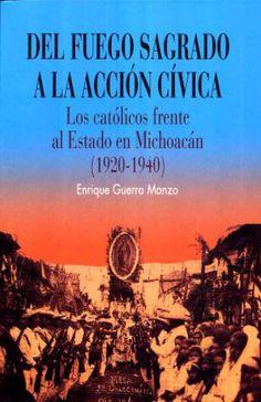 """En este libro se describe la resistencia católica en algunas regiones de Michoacán, la cual osciló entre la resistencia activa partidaria del uso del """"fuego sagrado"""" y la pasiva así como las formas en que las élites revolucionarias se apoyaron en diversos aliados locales de los pueblos michoacanos  $300.00"""