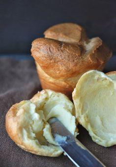 popovers Popover Recipe, Recipe For 2, Vegetarian Recipes, Yummy Recipes, Bread Recipes, Tasty Bites, Food Goals, Fabulous Foods, Breads