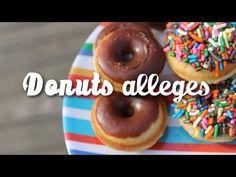 Recette Donuts allégés (sans friture), à la machine - YouTube