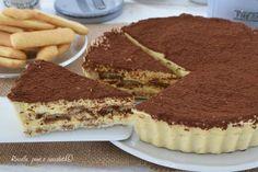Biscotti, Italian Cookies, Fruit Tart, Mini Desserts, Nutella, Sweets, Cooking, Ethnic Recipes, Food