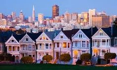 only 80s and 90s kids know that, though these houses could be anywhere in the world, they from Full House!