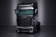 Scania R1000 concept truck #trucking #concept #scania