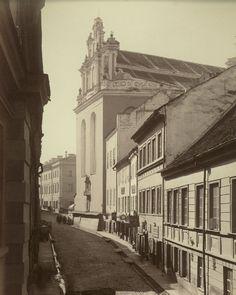 wilno | ... Zamkowa (kościół św. Janów - Uniwersytet Wileński). Stare Wilno