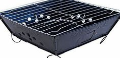 Fresh Grills Foldable BBQ Barbecue Flat Pack Portable Camping Outdoor Garden Charcoal Grill This ultra-portable, foldable barbecue is the perfect accompaniment to any camping or festival trip. Its ingenious design allows it to fold to under 1 cm thick, allowing (Barcode EAN = 0799872168009) http://www.comparestoreprices.co.uk/latest2/fresh-grills-foldable-bbq-barbecue-flat-pack-portable-camping-outdoor-garden-charcoal-grill.asp