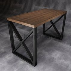 Our goal is to keep old friends, ex-classmates, neighbors and colleagues in touch. Steel Furniture, Industrial Furniture, Table Furniture, Design Loft, Design Studio Office, Dining Table Chairs, Wood Table, Barris, Loft Interiors