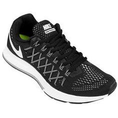 Zapatillas Nike Air Zoom Pegasus 32 - Blanco+Negro