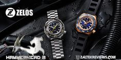 The Zelos Hammerhead II with its chunky case offered in Bronze or Stainless Steel. Water resistant to and available with a choice of movements. Black Sand, 316l Stainless Steel, Michael Kors Watch, How Are You Feeling, Bronze, Crystals, Accessories, Crystal, Watches Michael Kors