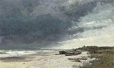March 15, 2013 How Did Edward Seago Handle Beach Scenes? | Plein ...