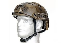 Clothing and Protective Gear 159044: Lancer Tactical Helmet Pj Type (Navy Seal/Basic Version) 16671 -> BUY IT NOW ONLY: $40 on eBay!