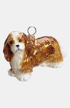 Joy to the World Collectibles 'Cavalier King Charles' Ornament