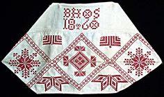 Broderi från sverige - swedish embroidery