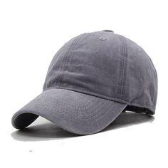 a0f0b0dfbe2 Women Snapback Caps Men Baseball Cap Hats For Men Casquette Plain Bone  Gorras Cotton Washed Blank