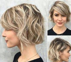 Resultado de imagen para cortes de pelo para mujer melena corto despuntado