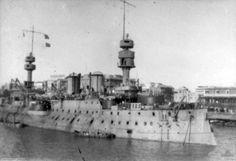 French battleship Jaureguiberry (1915)