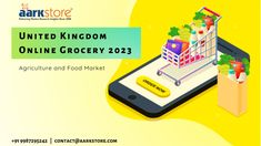 The Report provides a  professional study of the recent statistics of the global United Kingdom Online Grocery industry and Southeast Asia market. Research Companies, Research Report, Market Research, Grocery Shopping App, Food Service, Press Release, Statistics, Southeast Asia, Agriculture