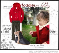 """Toddler on Holiday!"" by tracypetrucci on Polyvore"
