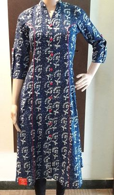 Combining with correct choice of accessories and bottoms, these kurtis can create unique looks. Here are the 15 latest and stylish party wear kurtis. Salwar Designs, Printed Kurti Designs, Simple Kurti Designs, Kurta Designs Women, Kurti Designs Party Wear, Neck Designs For Suits, Dress Neck Designs, Blouse Designs, Designer Salwar Kameez