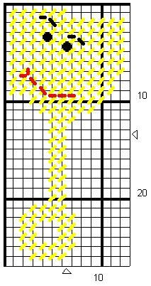 Magnet - Blues Clues (Shovel)