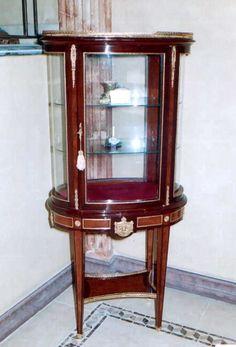 Decor, Furniture, Cabinet, Home Decor, Antik, China Cabinet, Storage