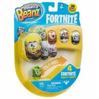 Fortnite is dropping into Mighty Beanz! Grab your Beanz Squad and roll into battle. Make them flip, tip, roll but not topple. There are 35 of the most popular Fortnite characters to collect across Series Big Hero 6, Shopkins, Moose Toys, Epic Games Fortnite, Color Kit, Easter Baskets, Xbox One, Kids Toys, Children's Toys