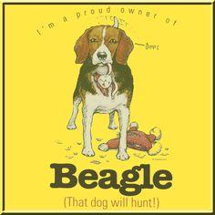 beagles funny | ... Beagle T Shirt s M L XL 2X 3X 4X 5X Hunting Dog Breed Funny New | eBay