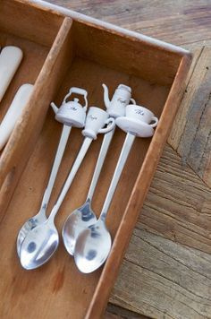 High Tea Spoons 4 pcs Riviera Maison. 272230