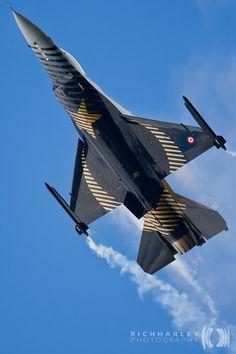 Turk F-16 RIAT